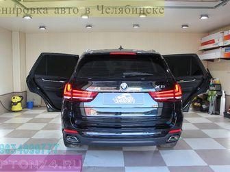 Новое foto  Тонировка стёкол авто в Челябинске тонирование окон цена 67933884 в Челябинске