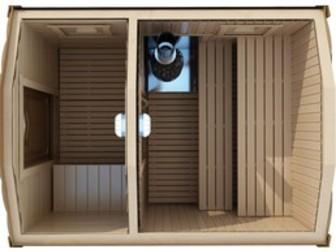 Свежее изображение  Модульно-Каркасные Домики, Бани, Беседки, Гриль-Беседки 69209456 в Челябинске