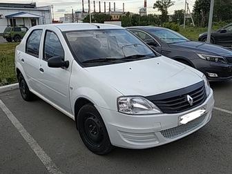 Скачать бесплатно foto Аренда и прокат авто Сдам в аренду Renault Logan 69784858 в Челябинске