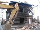Свежее изображение Другие строительные услуги Снос зданий,  Демонтаж старых домов, зданий, сооружений, 54752741 в Череповце