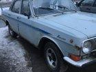 ГАЗ 24 Волга 2.4МТ, 1976, 105000км