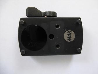 Уникальное фото  Крепление MAKnetic для коллиматоров DOCTER-Sight II или BURRIS FastFire 61739155 в Чите