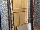 Межкомнатная дверь деревянная в хорошем состоянии