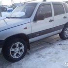 Chevrolet Niva 1.7МТ, 2005, 194000км