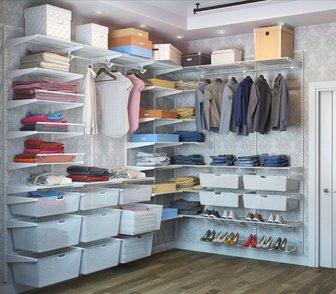 Фото в Товары Мебель и интерьер, благоустройство Изготовим гардеробную комнату по вашим размерам. в Дедовске 0
