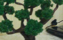покупайте деревья из бисера