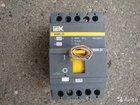 Автоматический выключатель IEK ва88-32 3Р 125А