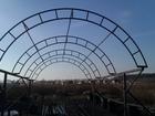 Свежее фото Строительные материалы Навес для авто 32768300 в Дмитрове