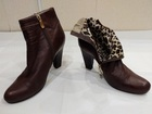 Смотреть foto Женская обувь Женские полусапожки Big Rope из натуральной кожи 68467778 в Дмитрове