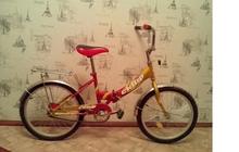Продаётся подростковый велосипед Скиф