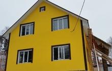 Продам 2-этажный дом в г/п Деденево,ул Вокзальная 4 - 5 мин от ж/д станции Турист