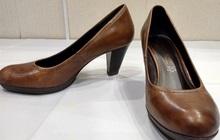 Женские туфли Marco Tozzi из натуральной кожи