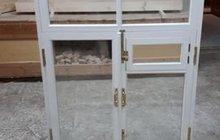 Окна рамы из массива