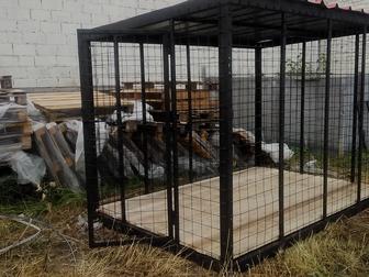 Свежее foto Мебель для спальни Вольеры для животных с дверью 32765123 в Дмитрове