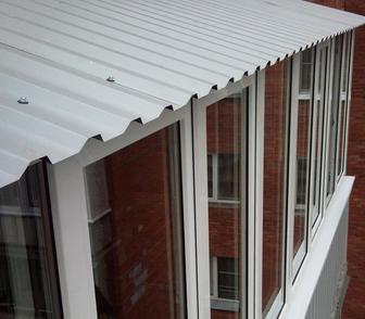 Фото в Строительство и ремонт Двери, окна, балконы Предоставляем услуги по остеклению балконов/лоджий. в Дмитрове 0