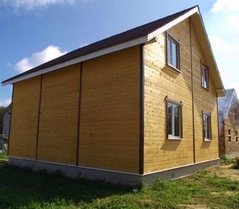 Фото в Недвижимость Продажа домов Продается новый дом 150 м2 на участке 5, в Дмитрове 5350000