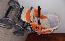 Продаю коляску Geoby 3 в 1
