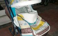Санки коляска Nika детям 7-3