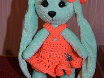 Скачать бесплатно изображение Детские игрушки Бархатные зайки 32483727 в Дзержинске