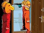 Изображение в Прочее,  разное Разное Установим межкомнатные и входные двери качественно! в Дзержинском 1200
