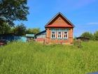 Новое фотографию  Дом в деревне Алферово, 30 соток ИЖС 66558524 в Егорьевске