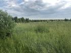 Уникальное foto Земельные участки Участок 12 соток в поселке Шувое ИЖС 67648930 в Егорьевске