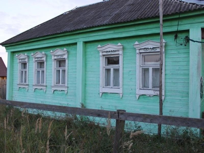 Купить дом в подмосковье село алферыво