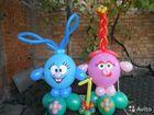 Воздушные игрушки из шариков