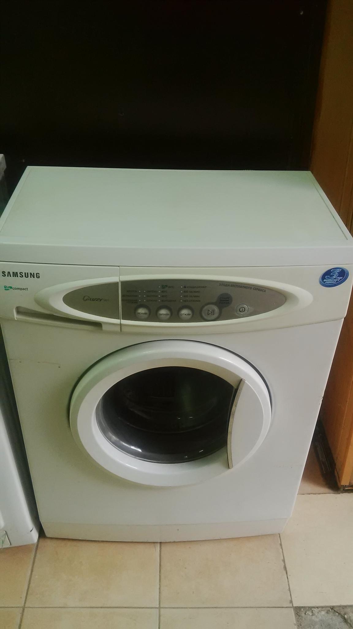 Ремонт своими руками стиральная машина самсунг s832