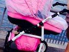 Фотография в   Продам коляску для принцессы. В хорошем состоянии. в Екатеринбурге 12000