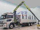 Уникальное изображение Лесовоз (сортиментовоз) Nissan Truck с кран манипуляторной установкой Nox 33108153 в Екатеринбурге