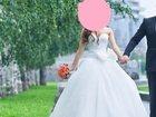 Фото в Одежда и обувь, аксессуары Свадебные платья Продам свадебное платье. Размер 42-44. Платье в Екатеринбурге 15000