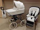 Скачать фотографию Детские коляски Коляска Roan Marita эко-кожа 33247234 в Екатеринбурге