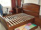 Изображение в Мебель и интерьер Мебель для спальни Продам кровать 2-х спальную размер 160*200, в Екатеринбурге 12000