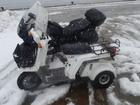 Фотография в   Скутер Honda Gyro X 2006 г. в. , состояние в Екатеринбурге 99800