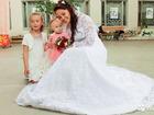 Увидеть foto Свадебные платья Шикарное свадебное платье 34938288 в Екатеринбурге
