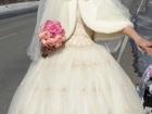 Скачать бесплатно фото Свадебные платья Продам счастливое свадебное платье, 36542302 в Екатеринбурге