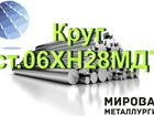 Просмотреть фотографию Строительные материалы Круг ст, 06ХН28МДТ 36755127 в Екатеринбурге