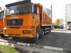 Свежее фото Фронтальный погрузчик Самосвал SHACMAN SX3316DT366 8x4, Евро 4 39559937 в Екатеринбурге