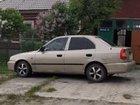 Hyundai Accent 1.5МТ, 2002, 200000км