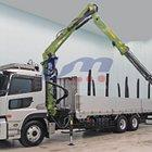 Nissan Truck с кран манипуляторной установкой Nox