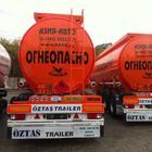 Новый бензовоз Oztas Trailer, объем 28 м3