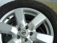 Продам колеса от Nissan X-Trail Изначально комплект для Nissan X-Trail. Отличный