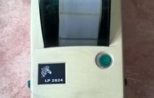 Продам принтер этикеток Zebra LP2824