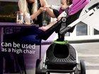 Продам коляску babysing новая