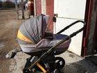 Детская коляска adamex 3 в 1