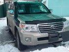 Toyota Land Cruiser 4.5AT, 2014, 46500км