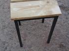Фотография в Мебель и интерьер Разное Стол обеденный (ЛДСП) 700мм*700мм*750мм (высота) в Ермолино 430