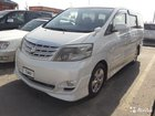 Toyota Alphard 2.4 AT, 2006, 186 000 км
