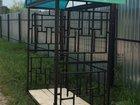Уникальное фото  Дровница садовая Гагарин 38929502 в Гагарине